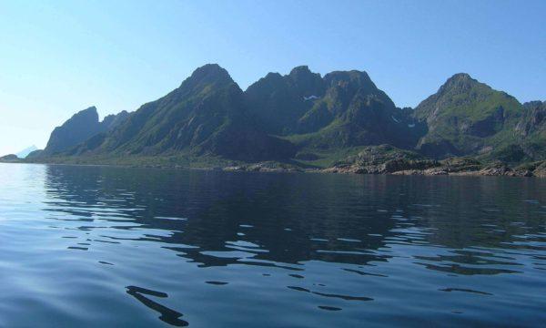 Lofoten Noorwegen zeilreis
