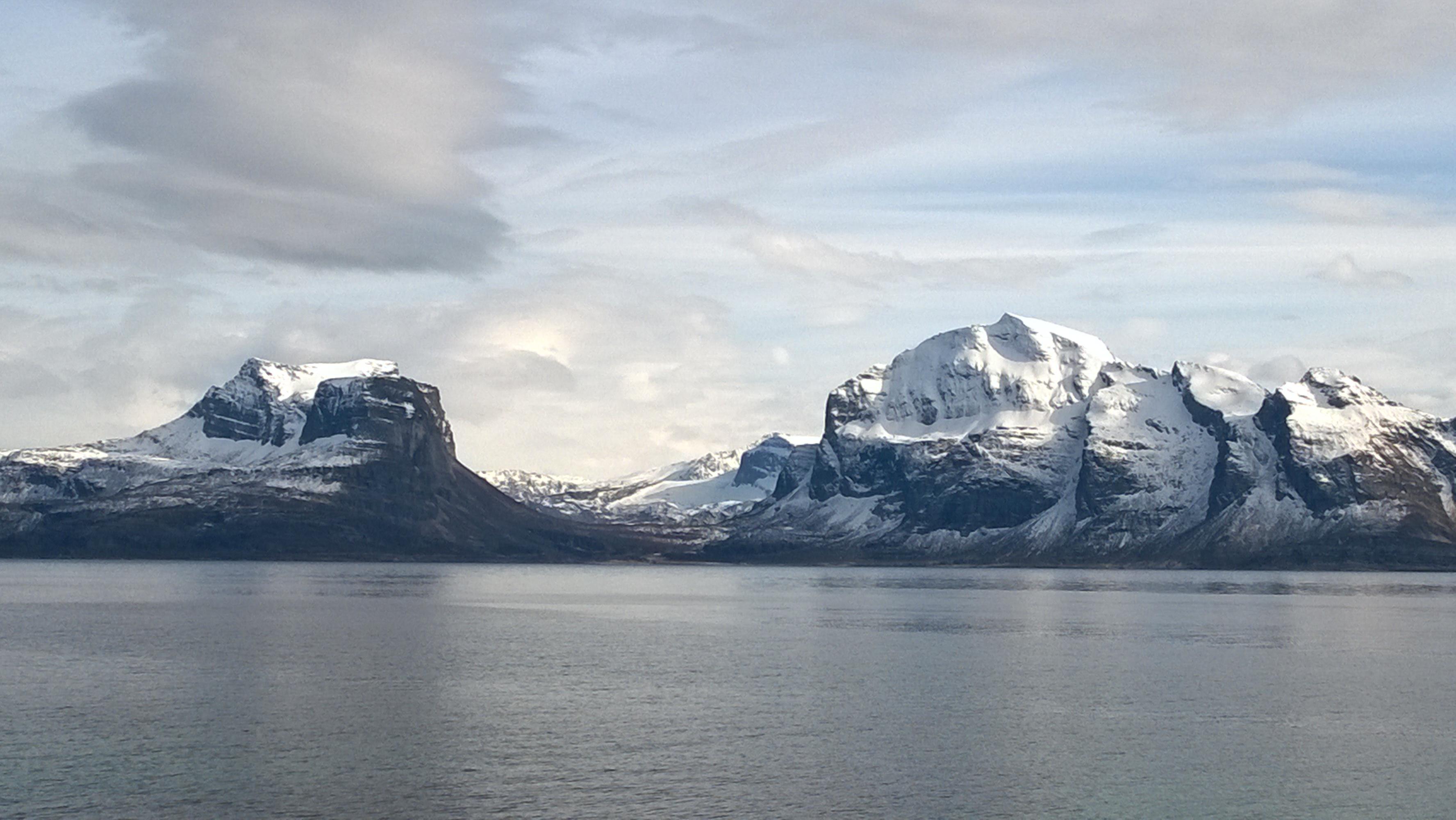 Noorwegen Bergen Lofoten Zeilvakantie