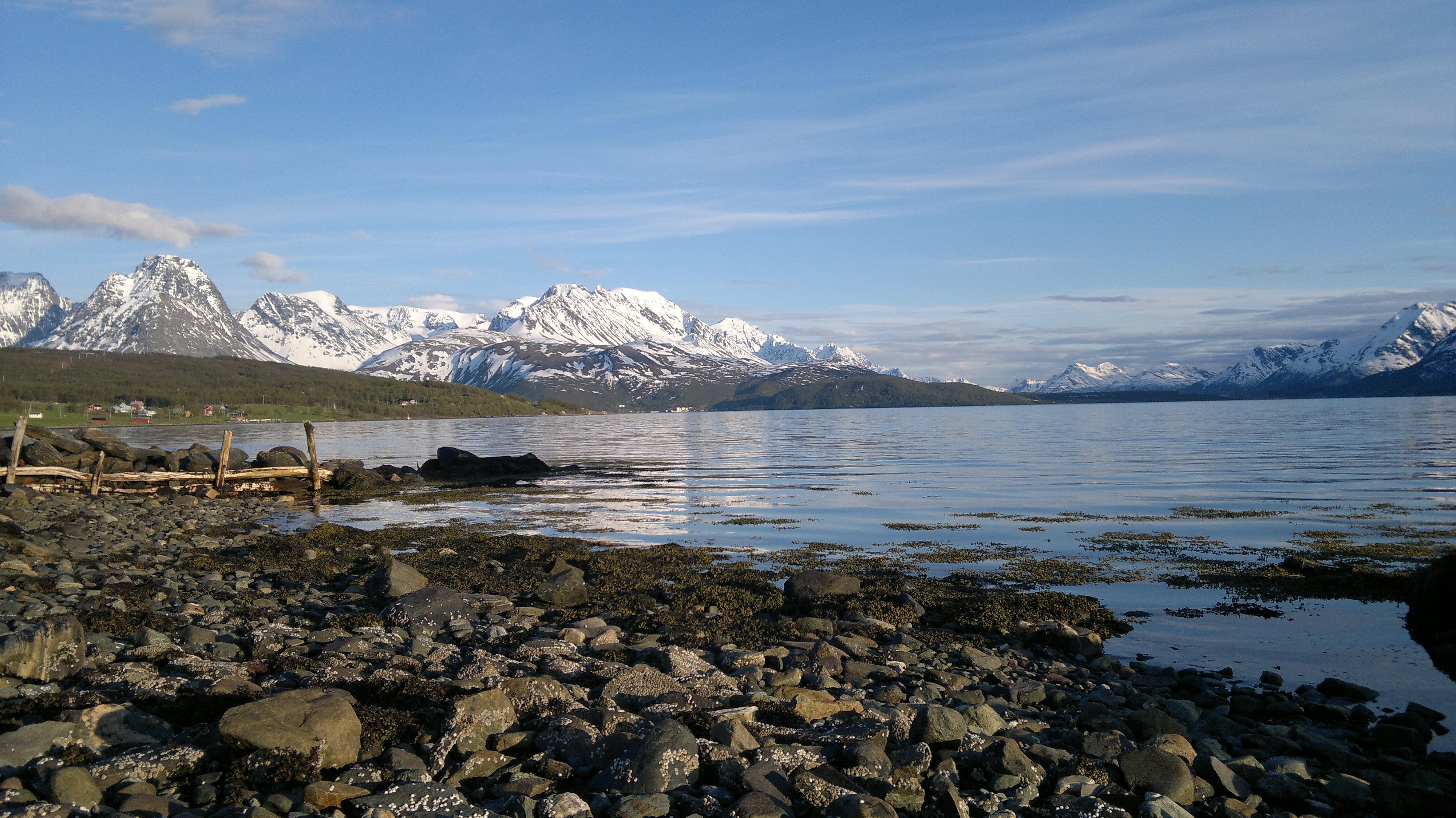 Noorwegen Senja hike zeilen sailing SeaWind Adventures Lofoten Vesteralen wandelvakantie