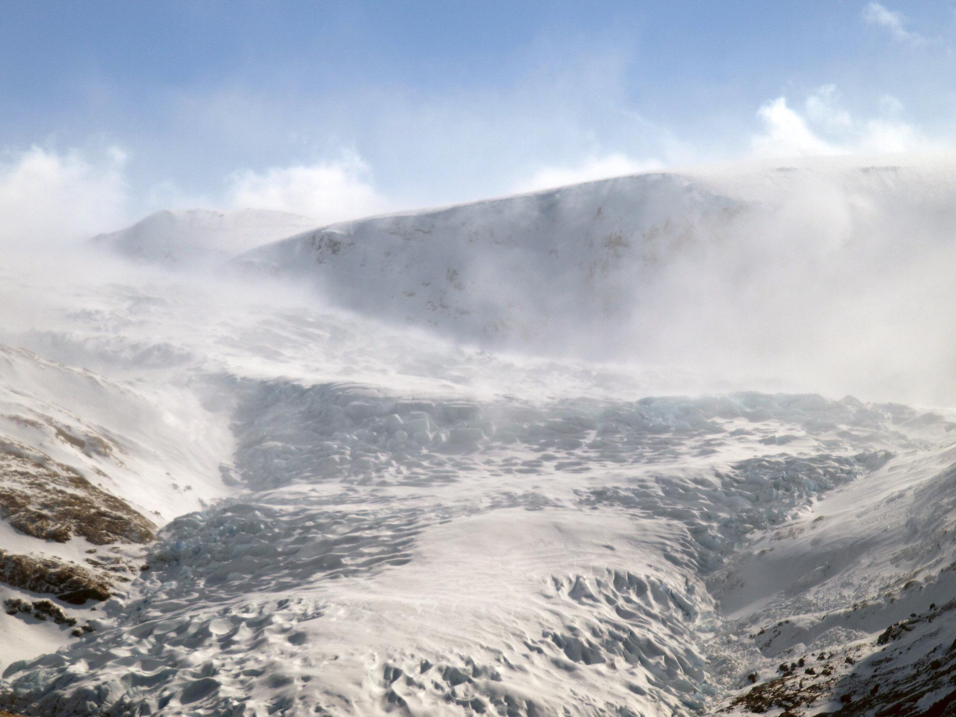 Noorwegen koude training Wim Hof Methode gletsjer zeilexpeditie