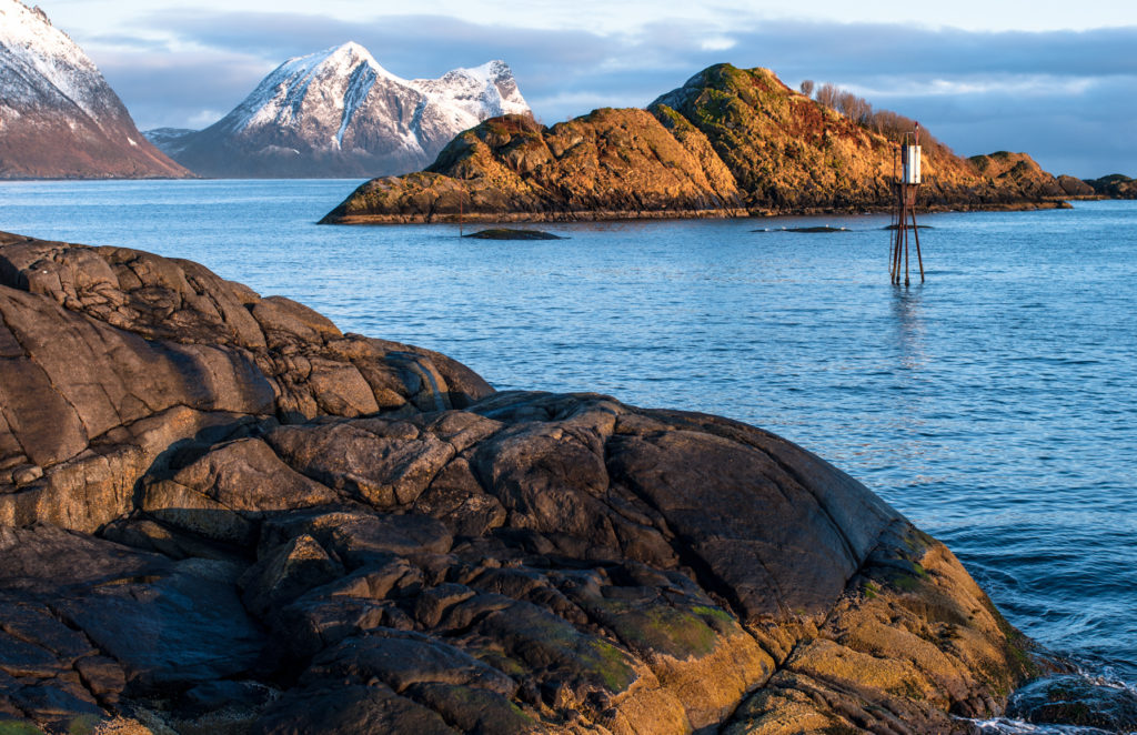 Norway Lofoten Vesteralen sailing Sommaroy Senja hike hiking sailing