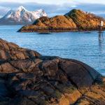 zeilvakantie Noorwegen Lofoten Vesteralen zeilen Sommaroy Senja hike wandelen sailing