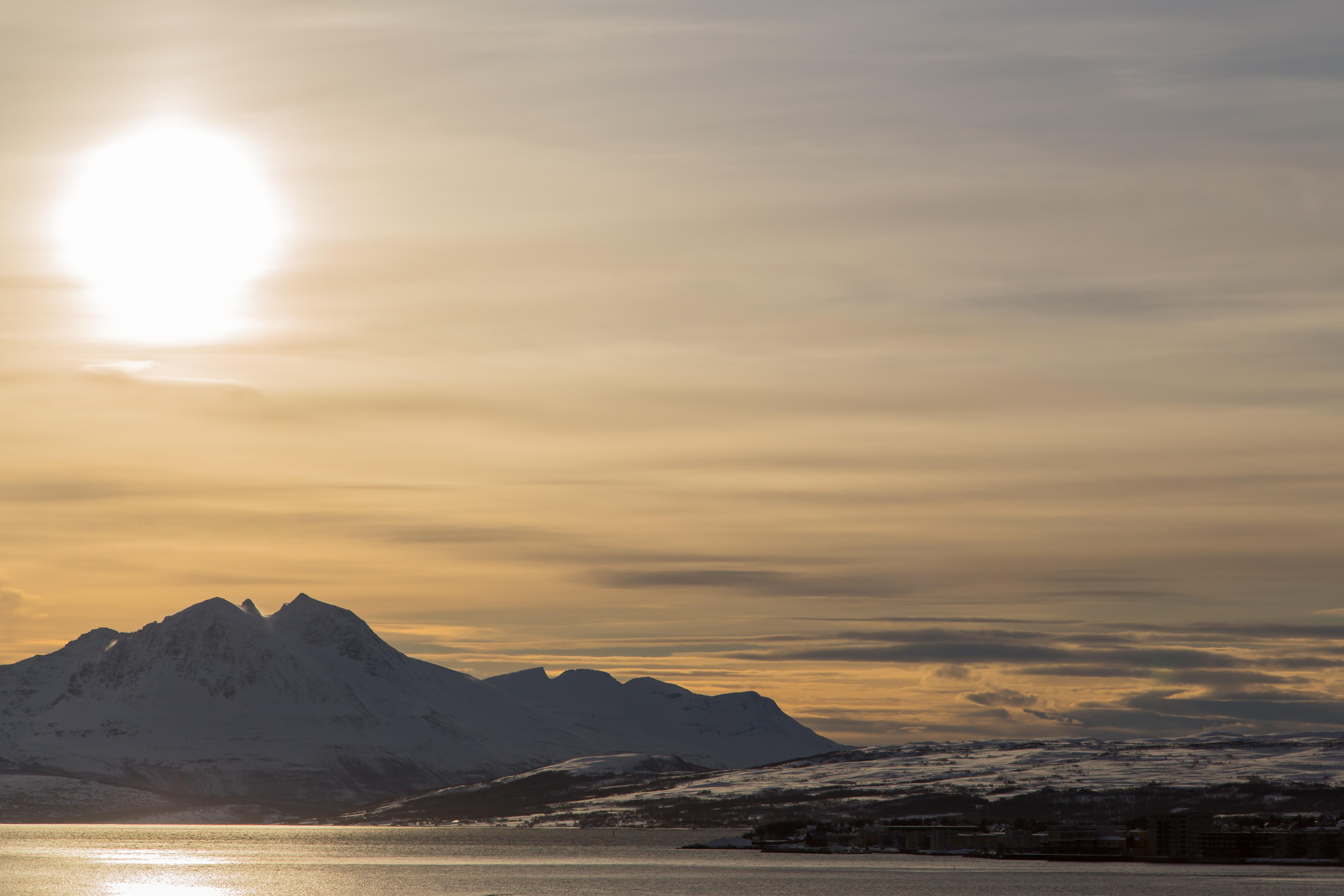 Noorwegen Tromso Vesteralen koude training Wim Hof Methode zeilreis