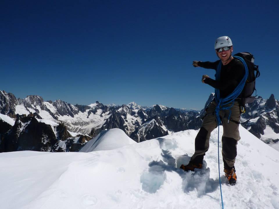 Marcel van Lienden Sail Hike wandelen bergen Noorwegen