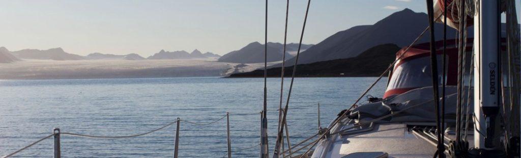 zeilen naar Noorwegen zeilvakantie zeilreis Lofoten Vesteralen sailing sailboat zeilboot holiday norway