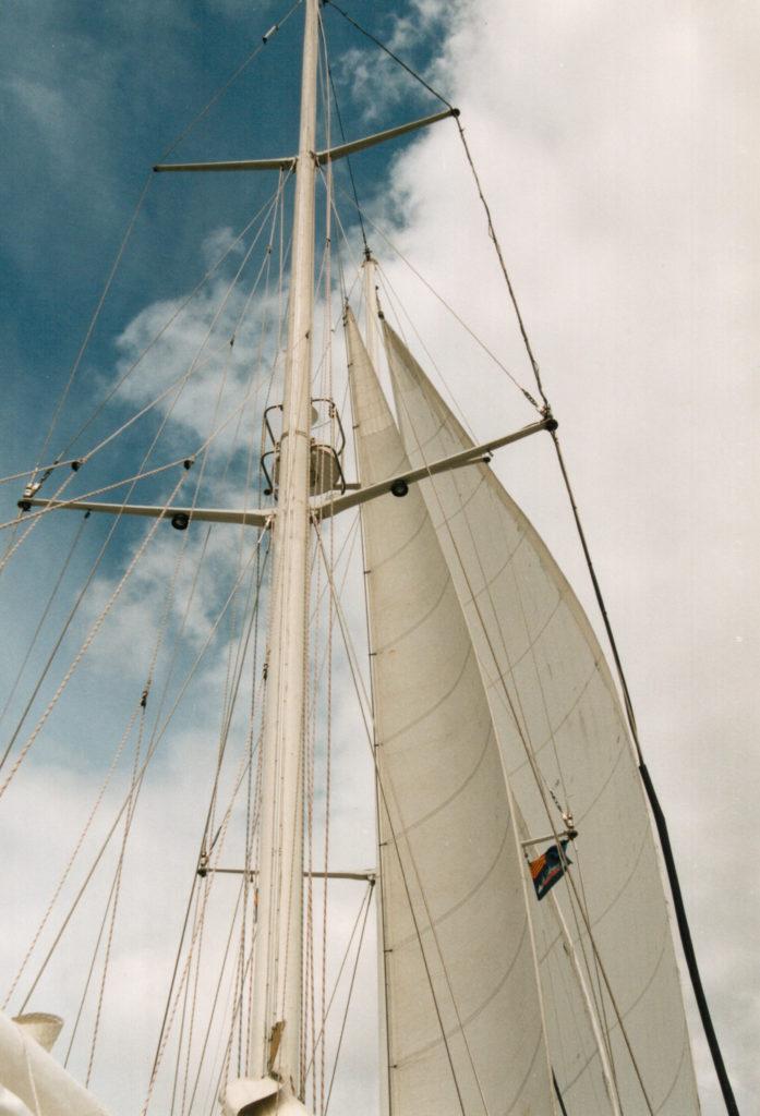 Zeilschip Baltic zeilen Colin Archer Noorwegen SeaWind Adventures