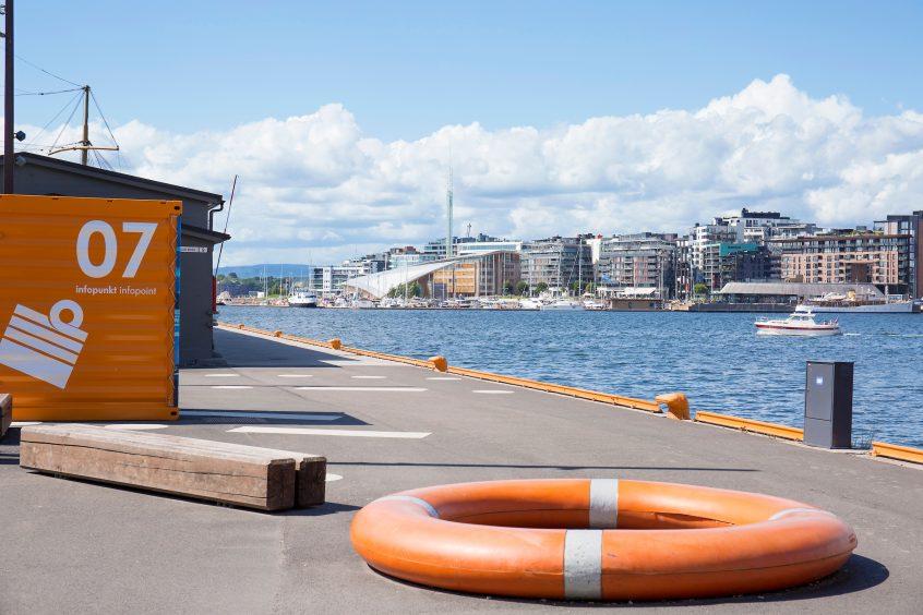 Oslo Groene Hoofdstad SeaWind Adventures zeilen Noorwegen reizen Norway duurzaamheid